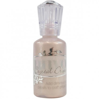 Nuvo - Crystal Drops - Antique Rose 656N