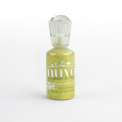 Nuvo - Crystal Drops - Bright Gold 653N