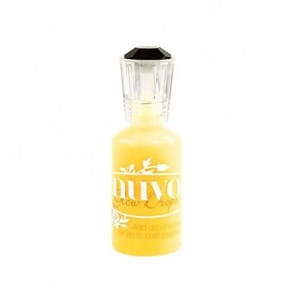 Nuvo - Crystal Drops - Glow Drops Banana Splite 747N