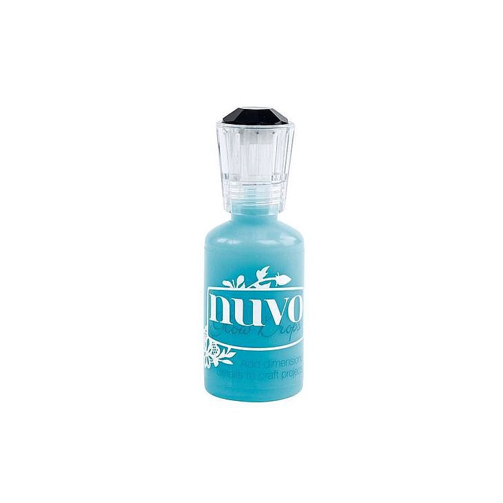 Nuvo - Crystal Drops - Blue Crush 745N