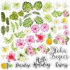 Scrapbooking paper - Fabrika Decoru - Tropical Paradise - Pictures for cutting