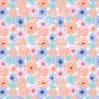Zestaw papierów do tworzenia kartek i scrapbookingu - Fabrika Decoru - Flower mood
