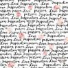 Zestaw papierów do tworzenia kartek i scrapbookingu - Fabrika Decoru - Sensual love