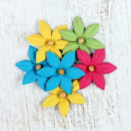 Papierowe kwiaty do rękodzieła - Beaded Lilies Candy Crush