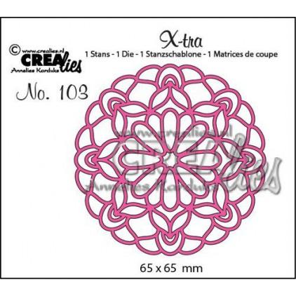 Creallies die - Xtra - 103