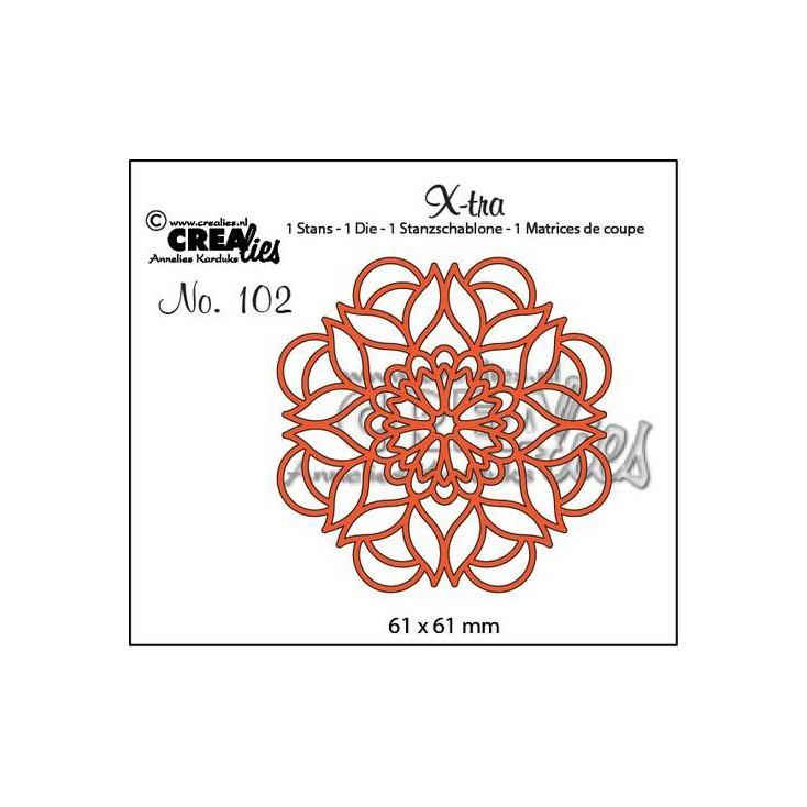 Creallies die - Xtra - 102