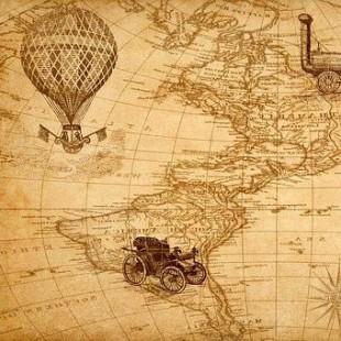 Wzory, motywy podróżnicze